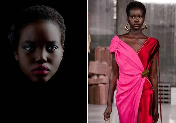 Refugiada do Sudão é o novo rosto da Channel