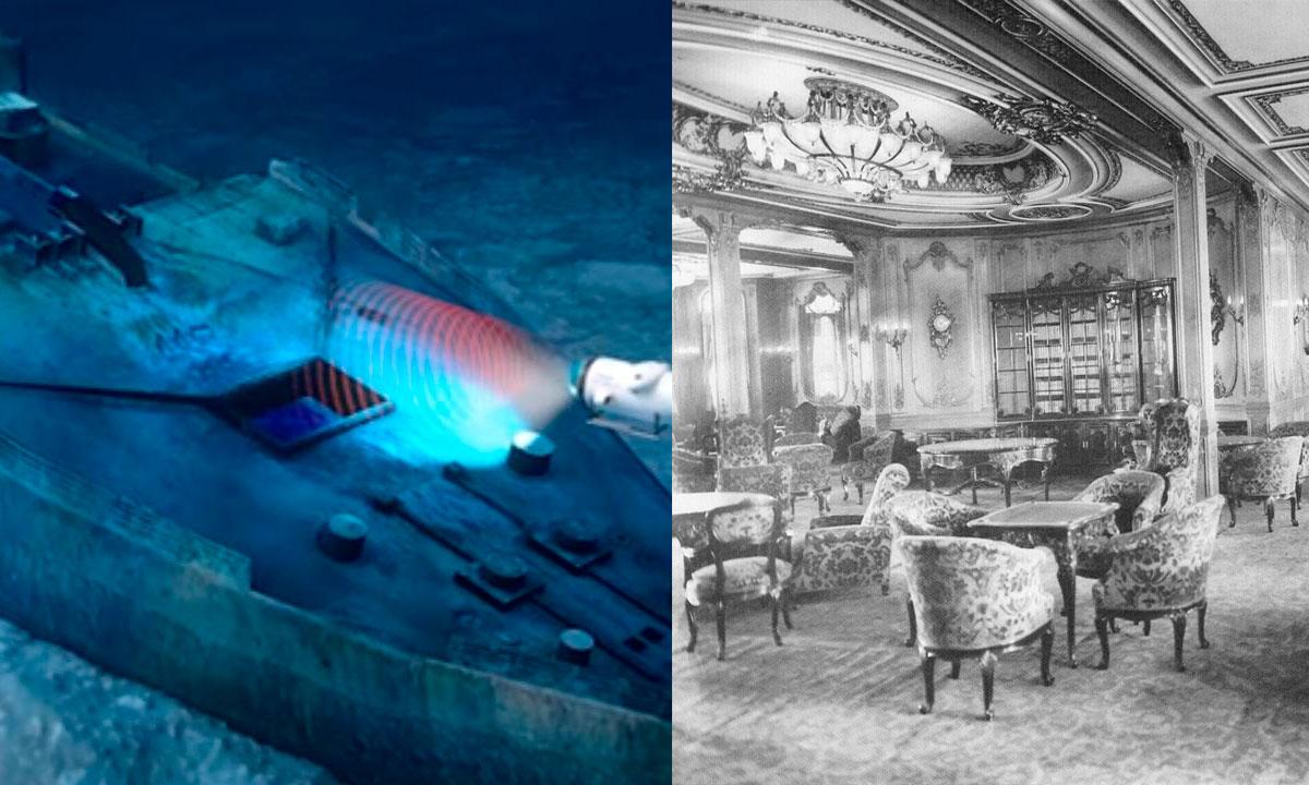 As expedições do Titanic estão abertas ao público por US $ 125.000