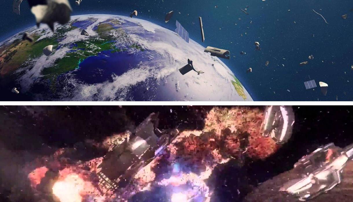 A NASA diz que nova megaconstelação descoberta pode causar colisões catastróficas